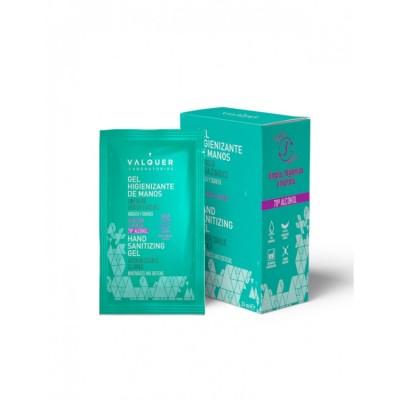 Gel Higienizante De Manos, Limpiador Hidroalcohólico - Monodosis 2 Ml X 12 Uds. Válquer