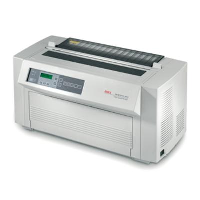 OKI - Impresora ML4410