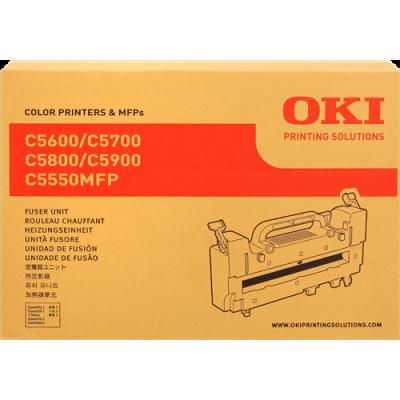 Unidad de fusor - C56/57/58/5900/5550MFP/MC560 - OKI