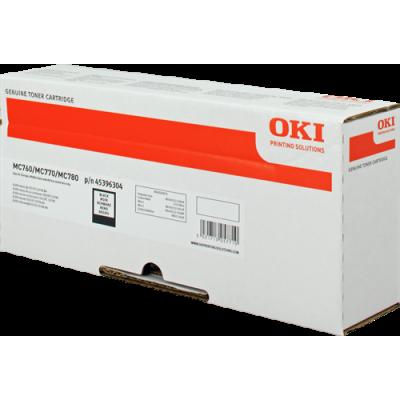 Tóner - MC760/70/80 - Negro - 8.000 páginas - OKI