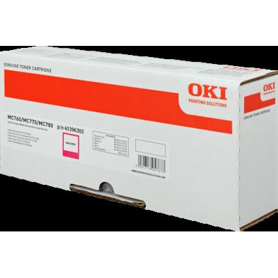 Tóner - MC760/70/80 - Magenta - 6.000 páginas - OKI
