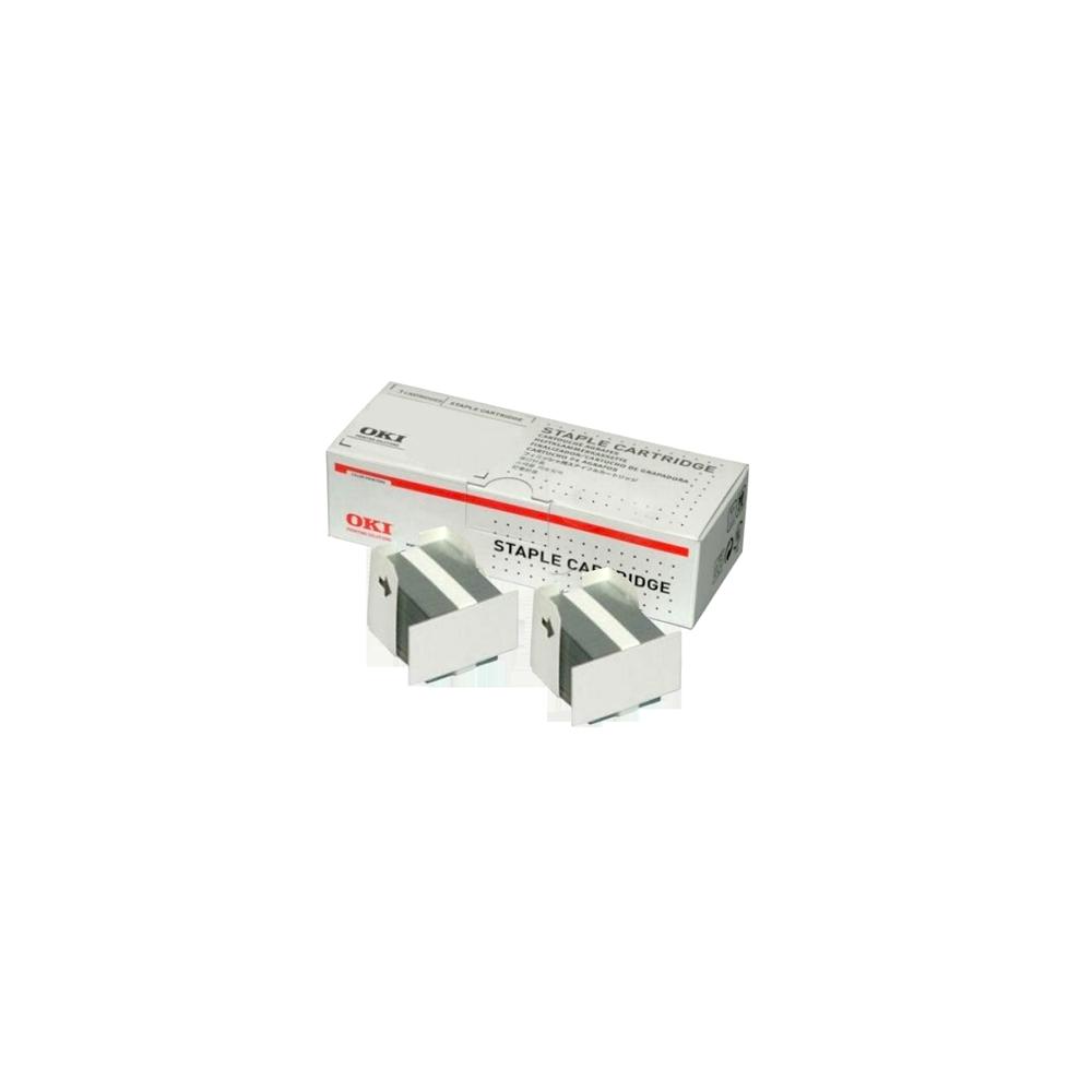 Grapas para grapado sin conexión - MC760/70/80/ES7460/80 (2 X 1.500) - OKI