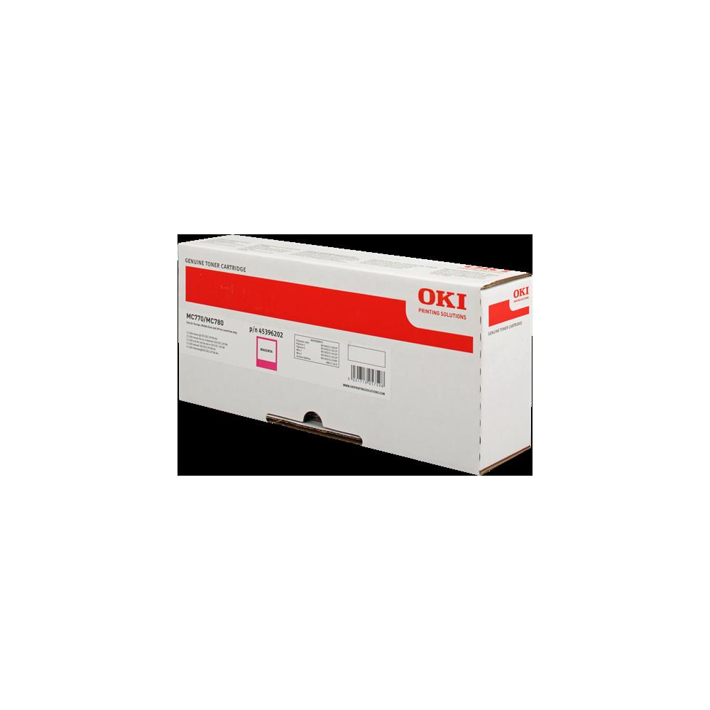 Tóner - MC770/80- Magenta - 11.500 páginas - OKI