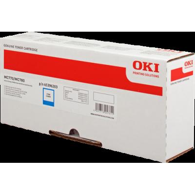 Tóner - MC770/80- Cian - 11.500 páginas - OKI