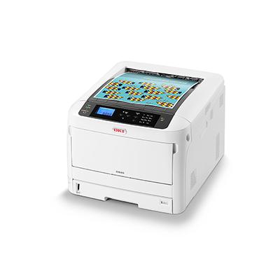 Impresora C834dnw