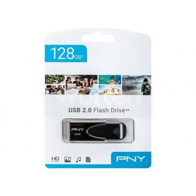 Memoria USB 2.0. 128Gb PNY Attache