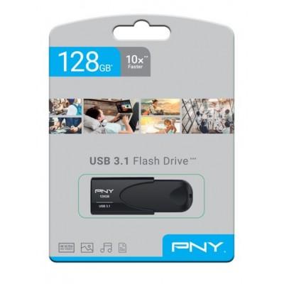 Memoria USB 3.1. 128Gb PNY Attache