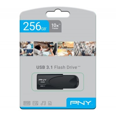 Memoria USB 3.1. 256Gb PNY Attache