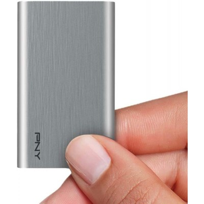 Disco SSD EXTERNO USB PNY 240Gb Sólido