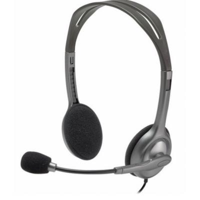 Auriculares Logitech H111 con micrófono